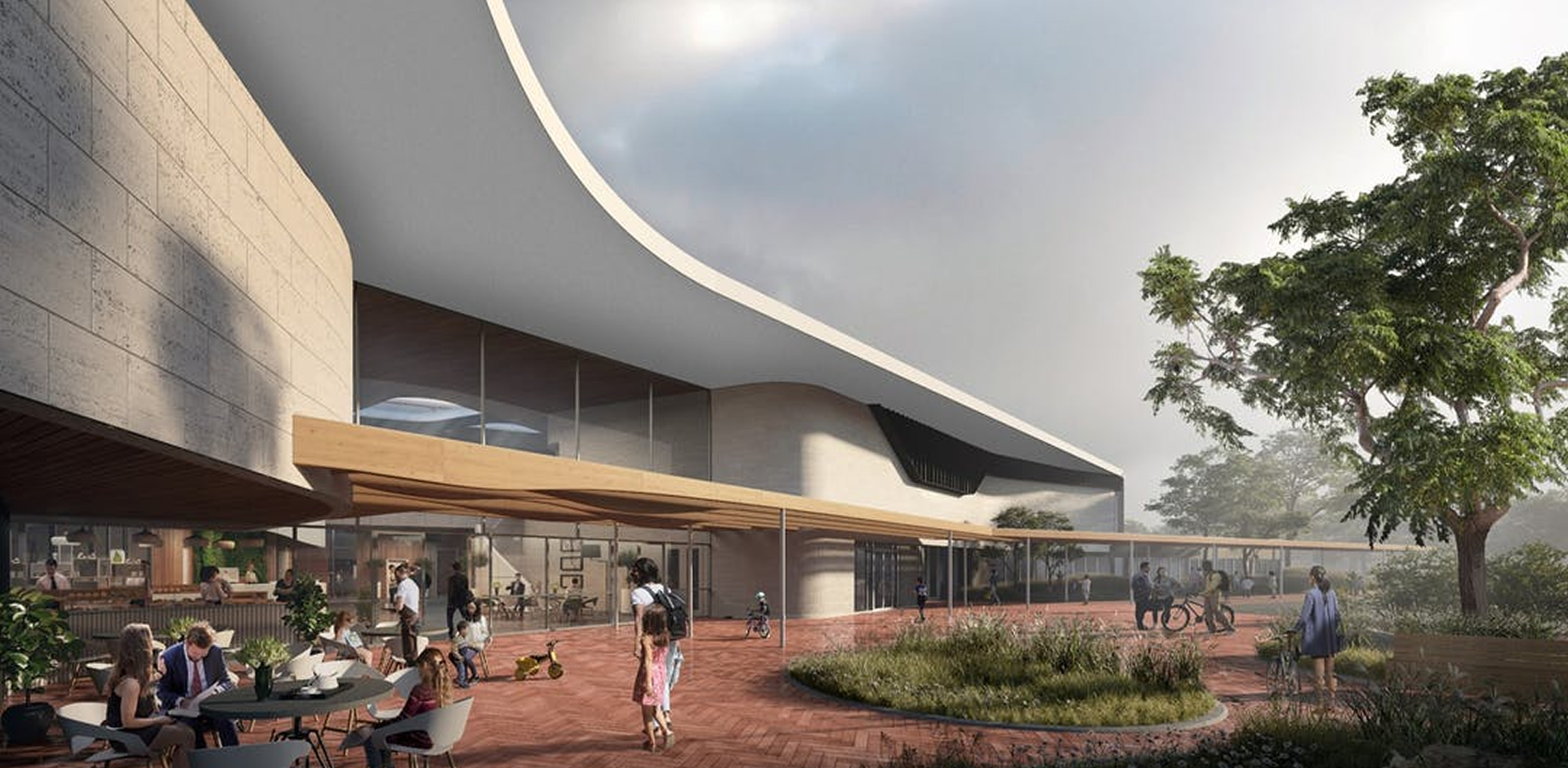 Mt Gambier Community and Recreation Hub